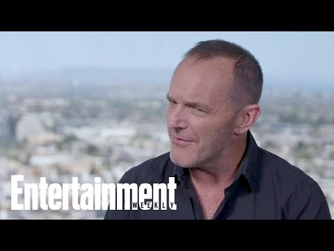 Captain Marvel To Reveal Coulson's SHIELD Origins, Clark Gregg Says  Entertainment Weekly