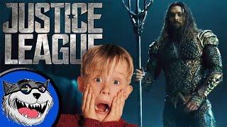 Justice League Trailer is.....