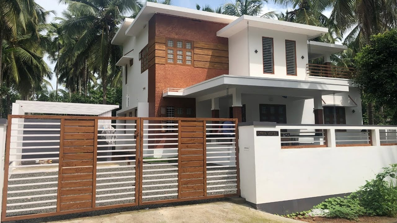 Brand New Double Story House Built For 37 Lakhs With