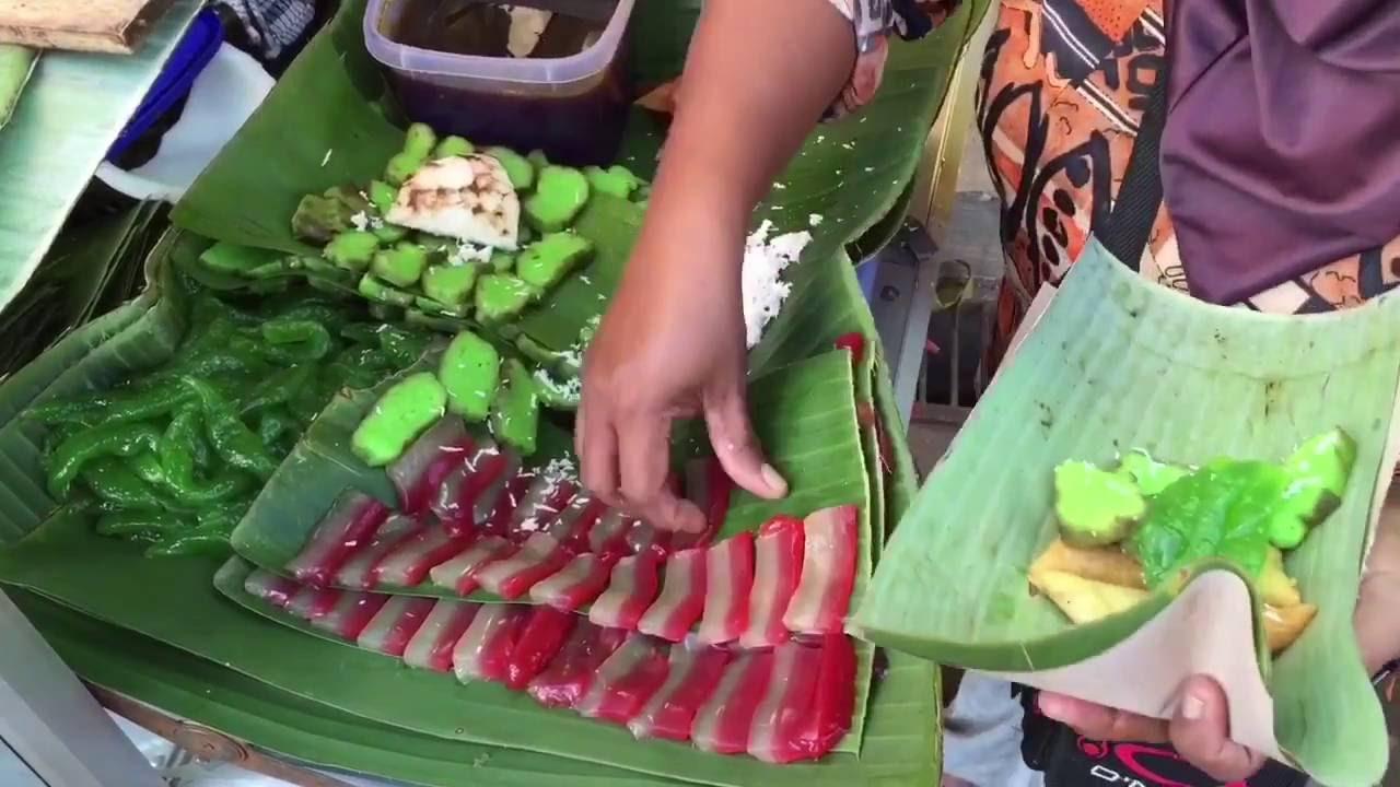 Berburu Unboxing Lupis Cenil Kulpang Makanan Tradisional