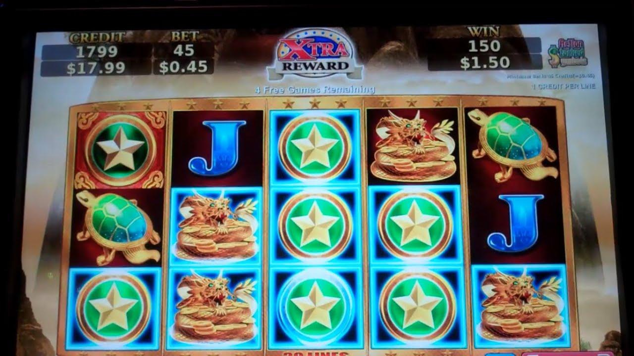 dragon spin slot machine winning tips