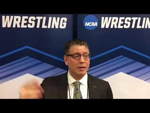 WREST: Hofstra Coach Dennis Papadatos Post NCAA Session V (3/17/18)