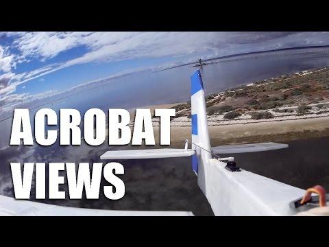 Acrobat Onboard Views
