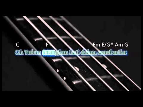[LIRIK+CHORD] AFGAN KUMOHON karaoke HD