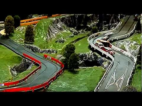 The Ultimate Digital Scalextric Experience for Corporate and Party Hire anywhere in the world