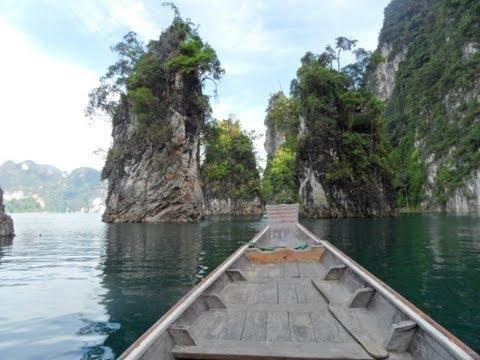 Cheow Lan Lake - Khao Sok National Park Thailand