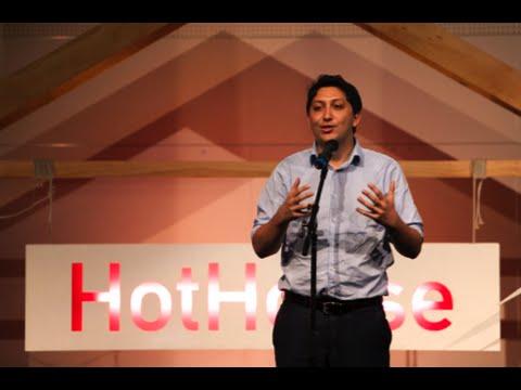 Hope, climate change and the future of Australia - Simon Sheikh - HotHouse ENERGY
