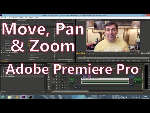 Use Motion effect to edit and animate clips - Adobe