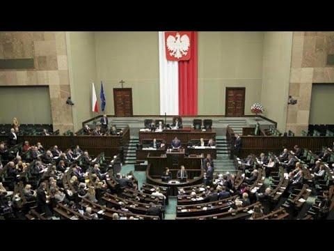 EU takes legal action over Poland's court reforms