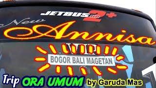 BOGOR BALI MAGETAN??? Trip rute ORA UMUM w/ ANNISA Garuda Mas, Ngawi—Purwodadi—Jakarta