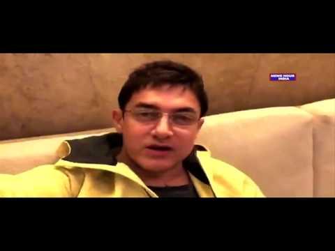 Aamir Khan nervous over PK release