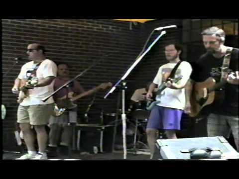 7th Annual Memorial Day Party at Greg Arnold's 6-30-1994. Part 3 of 6.
