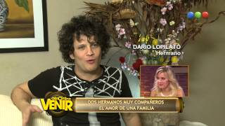 Los papás de Luisana y el emotivo mensaje de Dario Lopilato - Gracias Por Venir