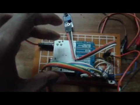 Simple IOT Greenhouse part 1