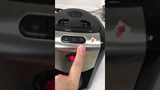 SLO-107-grind  & brew machine- grinding beans