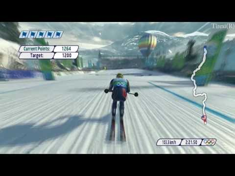 Vancouver 2010 HD gameplay