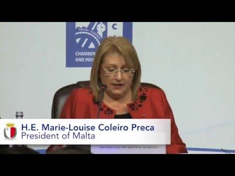 Speech at the Albania-Maltese Business Forum