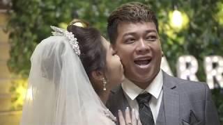 """Đám cưới diễn viên Thanh Tân """"A Chề"""" & cô dâu Uyên """"Puri"""" tại Nha Trang"""