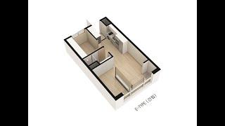 구리우남퍼스트빌 아파트형 투룸1661-6977