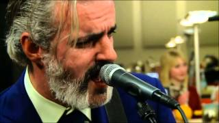 Triggerfinger: Man Down - live at Living Room - Joiz TV,  28 11 2012