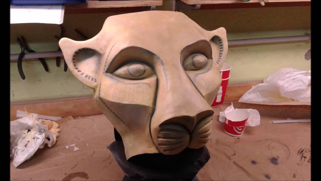 Lion King Broadway Mufasa Mask