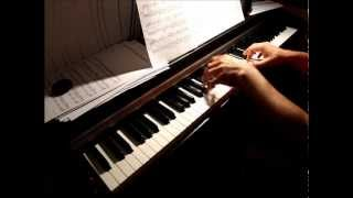 Twilight: Breaking Dawn - Close To You (Piano HD)