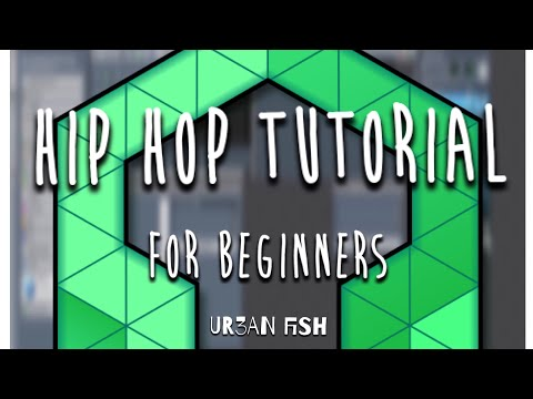 HIP HOP TUTORIAL For LMMS (BOOMBAP STYLE) Beginner
