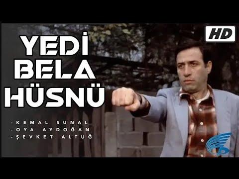 Yedi Bela Hüsnü Türk Filmi | FULL HD | Kemal Sunal | Oya Aydoğan