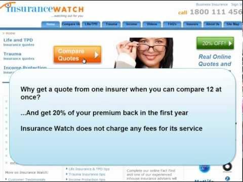 Life Insurance Comparison Australia