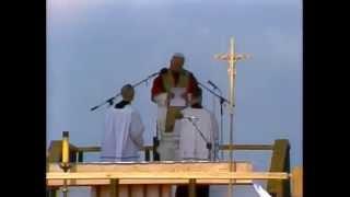 Homilia Papieża Jana Pawła II w Nowym Targu, 8 czerwca 1979, cz.1