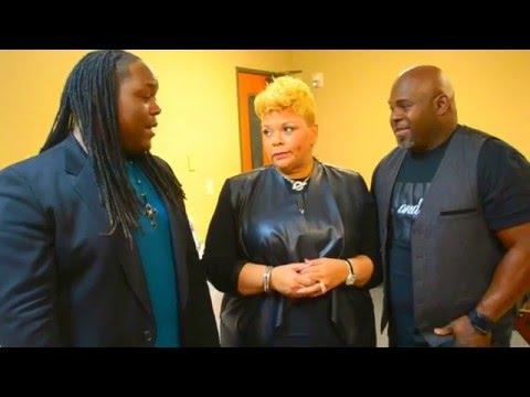 The Brandon J Show - David & Tamela Mann Interview