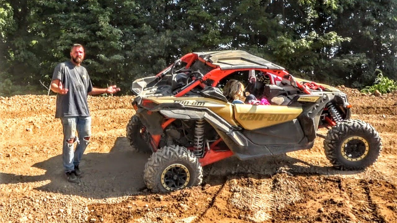 Annoying Design flaw in the Can Am Maverick X3 Turbo?