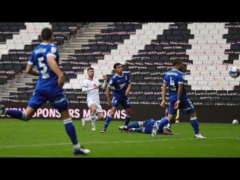 Milton Keynes Ipswich Goals And Highlights