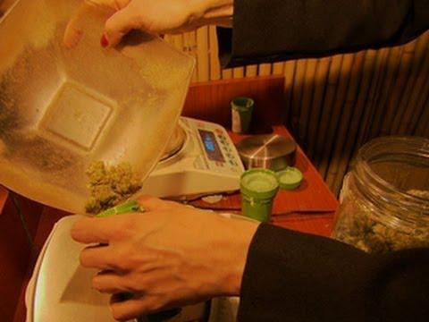 Colorado town enjoys tax boom from pot sales
