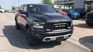 The ALL-NEW 2019 RAM 1500 REBEL!
