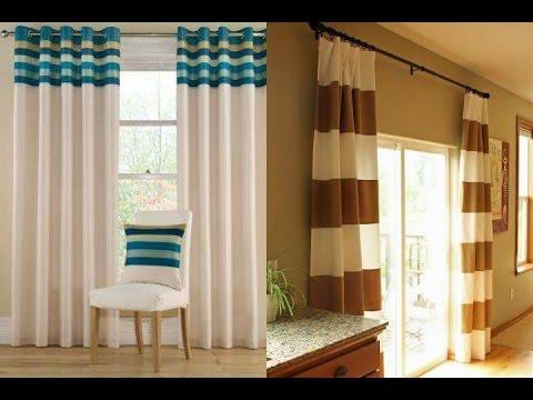 Moda en cortinas como elegir la cortina para tu for Como poner cortinas