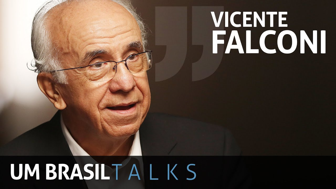 Vicente Falconi fala s...