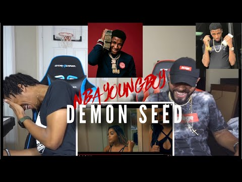 YoungBoy Never Broke Again – Demon Seed (Official Video) | FVO Reaction
