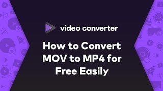 In this video, we'll introduce you the top 6 free mov to mp4 converters and step-by-step guide on how convert file free. learn more -- http...