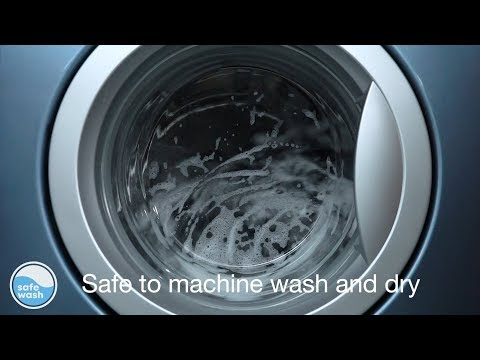 SafeWash by Britax – the car seat fabric that is naturally safe to wash, and dry, again and again!
