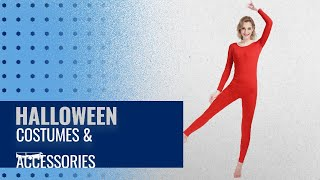 Shiningstar Women Halloween Costumes & Accessories [2018]: Shiningstar Girls Womens Well-Fit Spandex