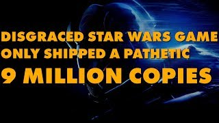 Star Wars Battlefront II 'Only' Shipped 9 Million Copies, Microtransactions Return Soon