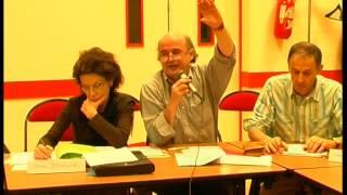 Colloque MAU  2004  avec Bernard Blanchet, Marie Delclos, Alain Couvrat  Jacky Alaïz, JHB