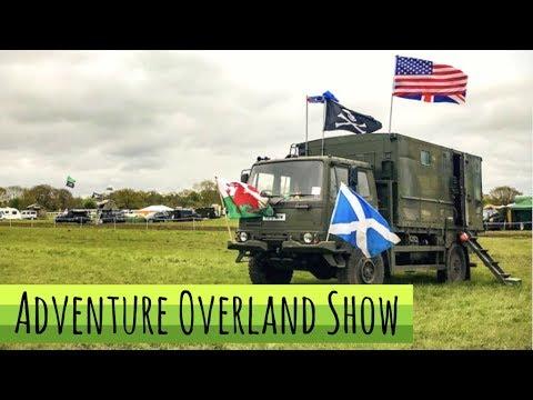 Adventure Overland Show 2018