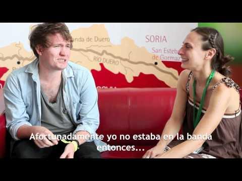 Entrevistas Sonorama 2011 - Los Campesinos! mp3