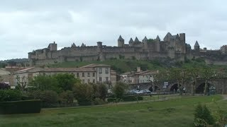 Carcassonne, France - The Most Complete Medieval Fortified City in Existence