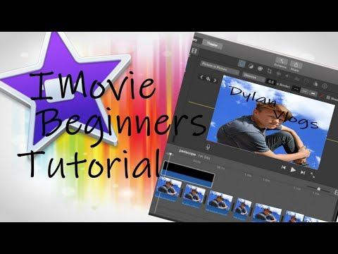 imovie app tutorial