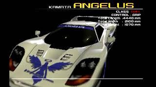 Ridge Racer V All Cars & Engines