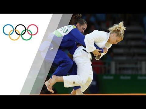Kayla Harrison: My Rio Highlights