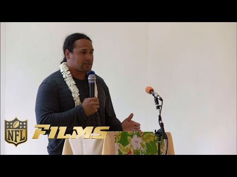 Troy Polamalu visits American Samoa | NFL Films Presents (Show 9)